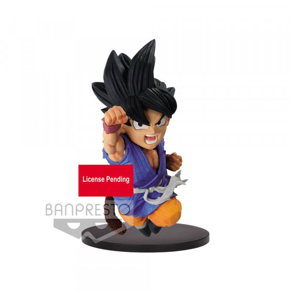 Dragonball GT - Son Goku Figur / Wrath of the Dragon: Banpresto