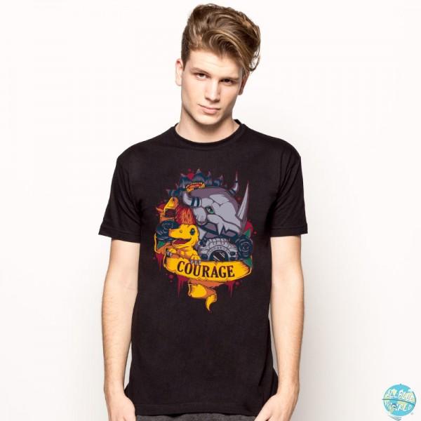 """Valor Digital - Motivshirt Größe """"L"""" / Unisex: Pampling"""