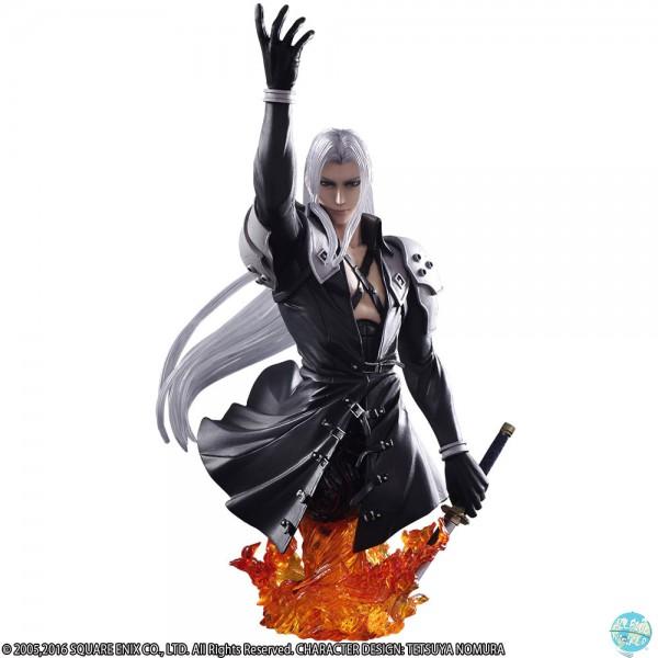 Final Fantasy VII - Sephiroth Büste - Static Arts: Square Enix