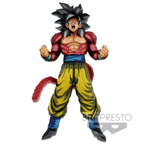 Dragonball GT - SSJ4 Son Goku / Master Stars Piece - Manga Dimension: Banpresto
