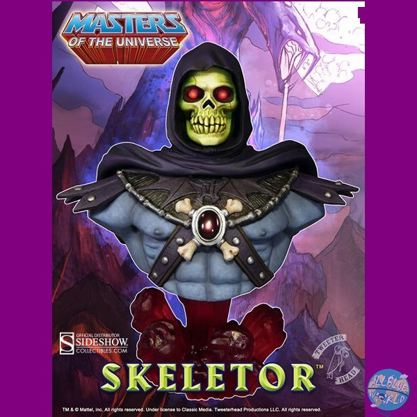 Masters of the Universe - Skeletor Büste: Tweeterhead