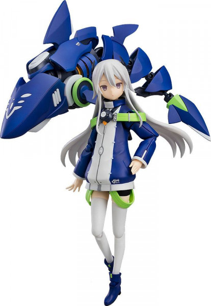 Original Character - Navy Field 152 Act Mode Plastic Model Kit / Mio & Type15 Ver.: Good Smile Compa
