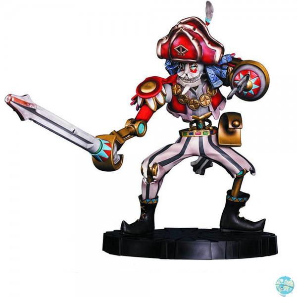 The Legend of Zelda - Skyward Sword - Drahtbart Statue: Together Plus