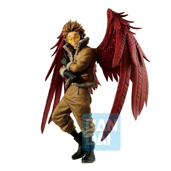 My Hero Academia - Hawks Figur / Ichibansho: Bandai