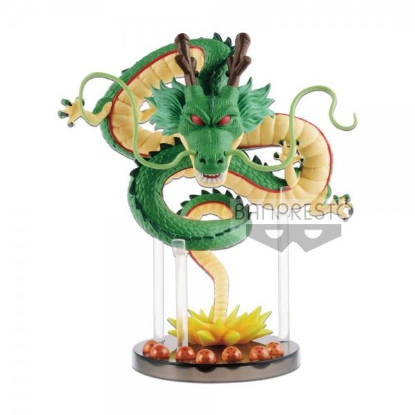 Dragonball Z - Mega Shenlong & Dragonballs Figur / WCF: Banpresto