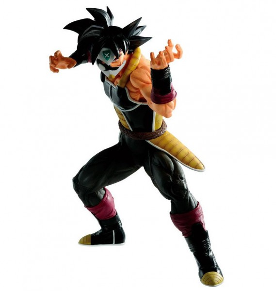 Dragon Ball Heroes - Maskierte Saiyajin Figur / Ichibansho: Bandai