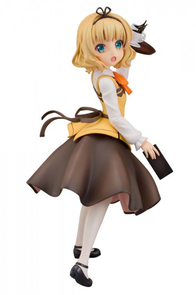 Is the Order a Rabbit - Syaro Statue / Cafe Style Version: Plum