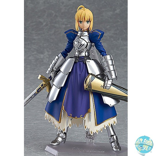 Fate/Stay Night - Saber Actionfigur - Figma - 2.0: Max Factory