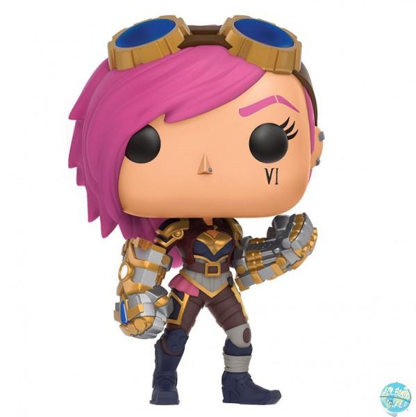 League of Legends - Vi Figur - POP!: Funko