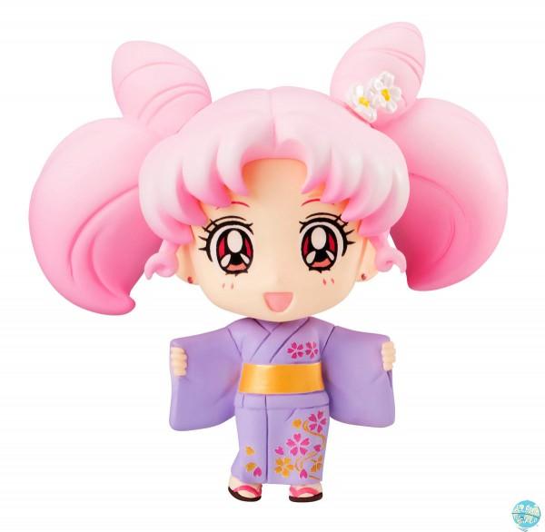 Sailor Moon - Chibi Usagi Minifigur / Petit Chara - Pretty Soldier / Yukata Ver.: MegaHouse