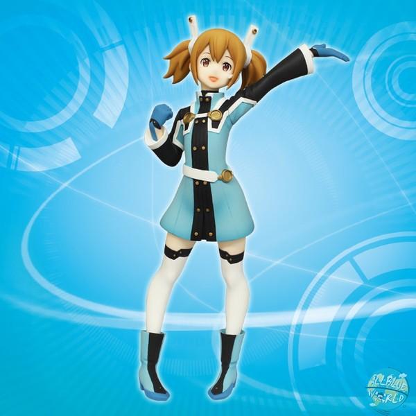 Sword Art Online Ordinal Scale - Silica Figur: Furyu