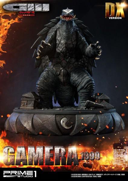 Gamera 3 The Revenge of Iris - Gamera Statue / Deluxe Version: Prime 1 Studio
