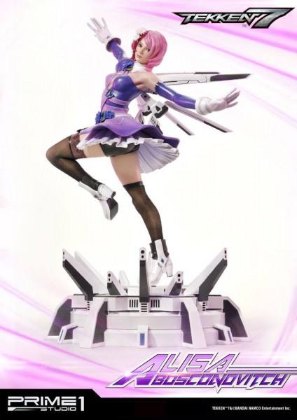 Tekken 7 - Alisa Statue: Prime 1 Studio