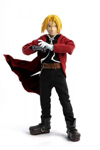 Fullmetal Alchemist: Brotherhood - Edward Elric Actionfigur: ThreeZero