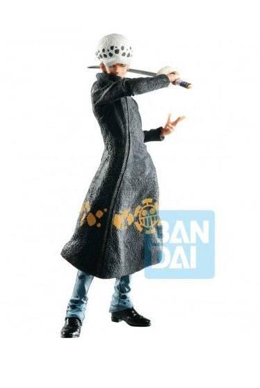 One Piece - Trafalgar Law Figur / 20th History Masterlise: Banpresto