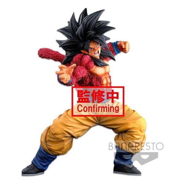 Dragonball GT - SSJ4 Son Goku / Super Master Stars Piece: Banpresto