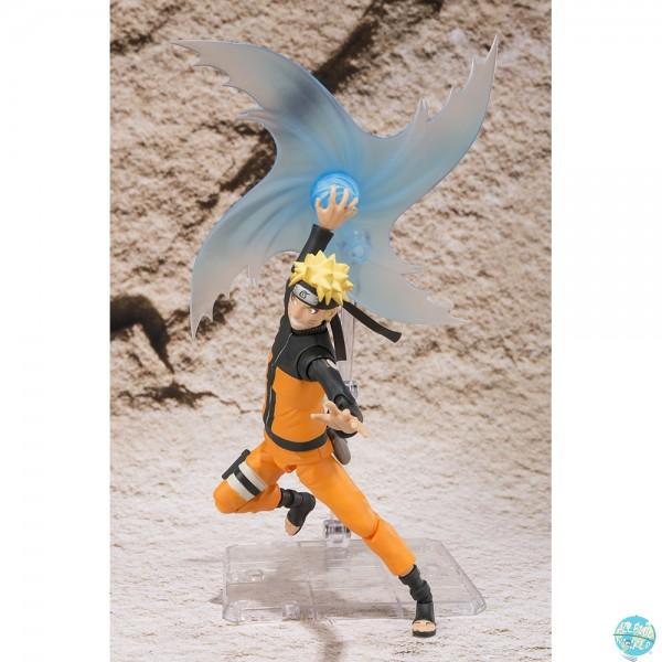 Naruto Shippuuden - Naruto Actionfigur - S.H.Figuarts / Sage Mode: Bandai