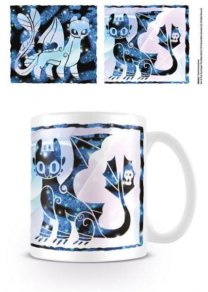 Drachenzähmen leicht gemacht - Tasse / Fury Dragons: Pyramid