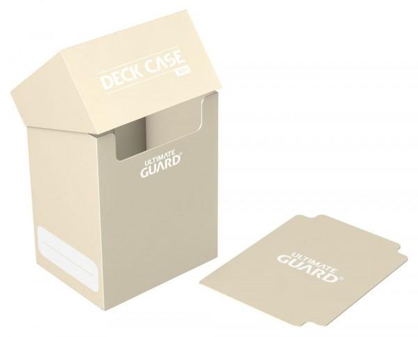 Ultimate Guard - Deck Case 80+ / XenoSkin Sand
