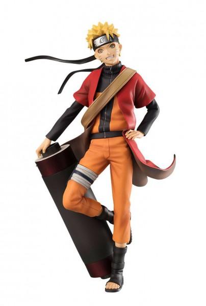 Naruto Shippuden - Naruto Uzumaki Statue / G.E.M. Series / Sennin Mode: MegaHouse