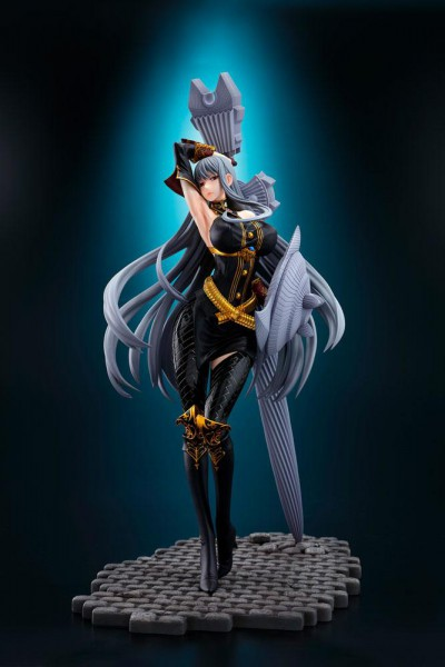 Valykria Chronicles - Selvaria Statue / Bles -Battle Mode: Vetrex