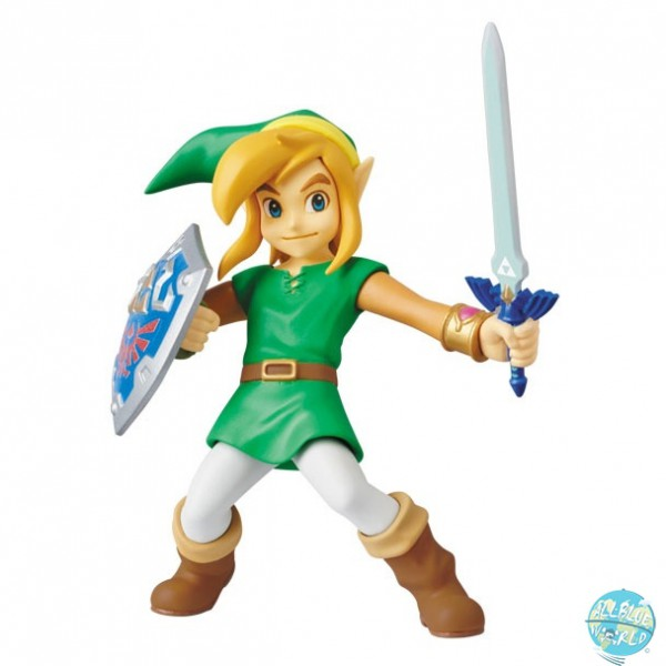 The Legend of Zelda A Link Between Worlds - Link Minifigur / UDF: Medicom