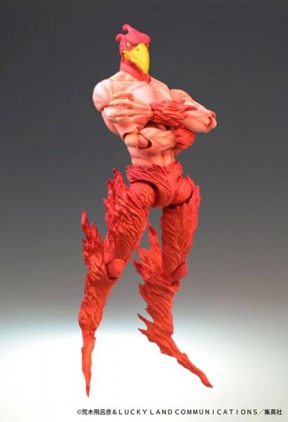 Jojo's Bizarre Adventure - Magician's Red Actionfigur: Medicos Entertainment