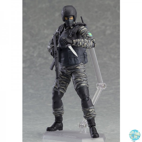 Metal Gear Solid 2 Sons of Liberty - Gurlukovich Soldier Actionfigur - Figma: Max Factory