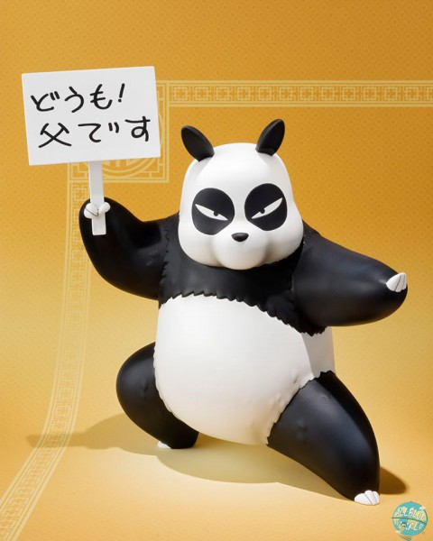 Ranma 1/2 - Genma Saotome Figur - FiguartsZERO: Bandai