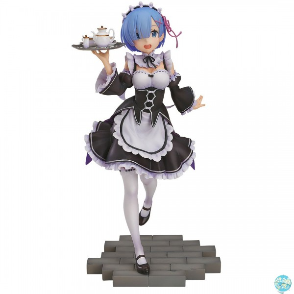 Re:Zero Starting Life in Another World - Rem Statue: Good Smile Company