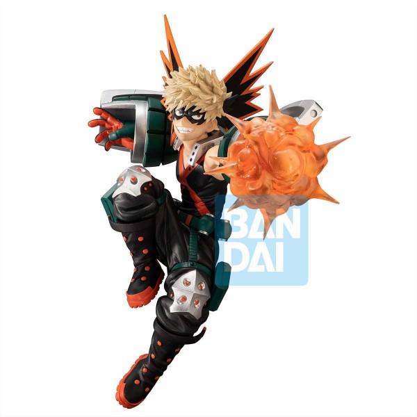 My Hero Academia - Katsuki Bakugo Figur / Ichibansho: Bandai