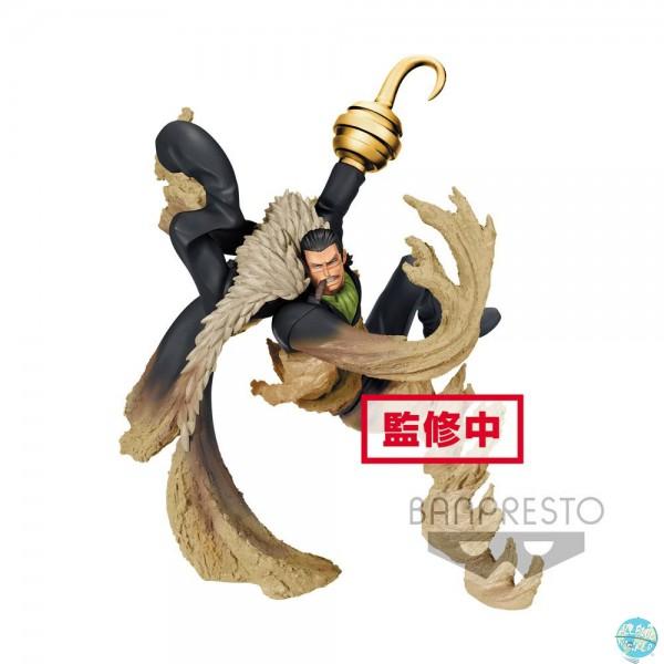One Piece - Sir Crocodile Figur - Abiliators: Banpresto