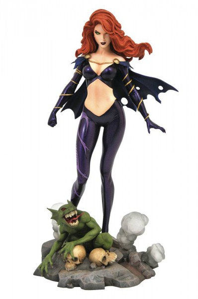 Marvel - Goblin Queen Statue / Marvel Comic Gallery: Diamond Select