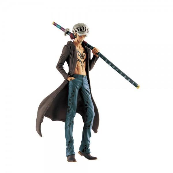 One Piece - Trafalgar Law Figur / Memory: Banpresto