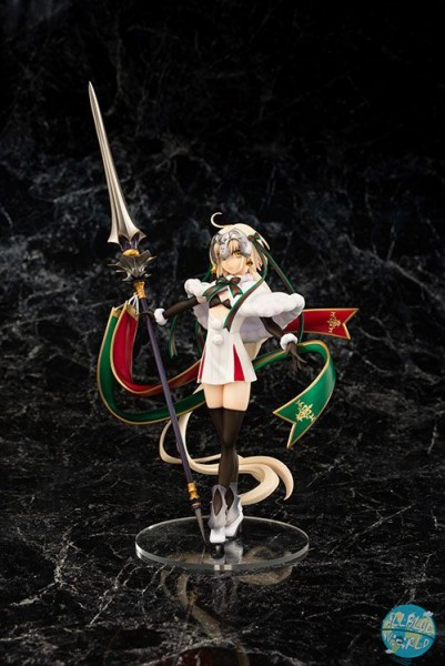 Fate/Grand Order - Jeanne d'Arc / Alter / Santa Lily Statue: Easy Eight