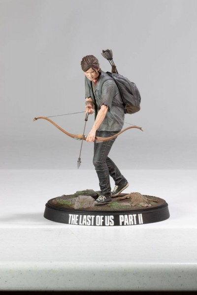 The Last of Us Part II - Ellie with Bow Statue: Dark Horse