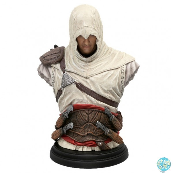 Assassin's Creed - Altair Ibn-La'Ahad Büste - Legacy Collection: Ubisoft