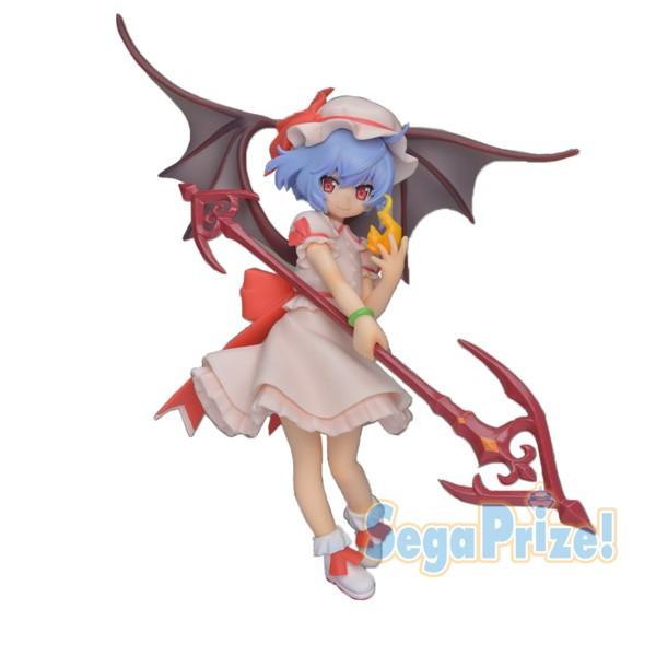 Touhou Project - Remilia Scarlet Figur / PM Figure: Sega