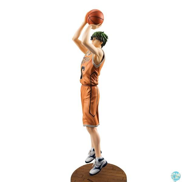 Kuroko no Basuke - Midorima Statue - Orange Uniform Version: MegaHouse