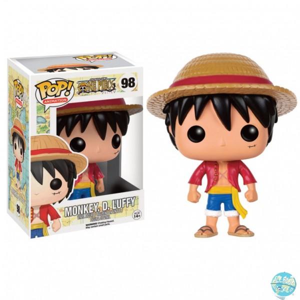 One Piece - Ruffy Figur - POP! - Animation: Funko