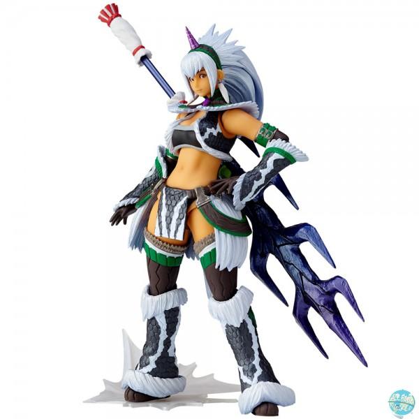 Monster Hunter X - Hunter Swordswoman Kirin U Actionfigur - MonHunRevo / Vulcanlog: Union Creative