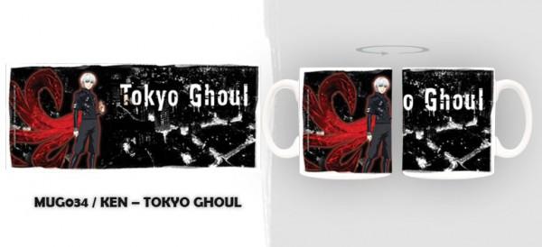 Tokyo Ghoul - Tasse / Ken : Unekorn