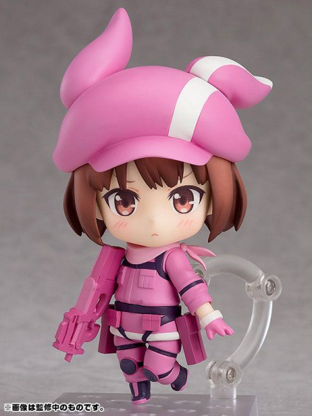 Sword Art Online Alternative Gun Gale Online - Llenn Nendoroid: Good Smile Company