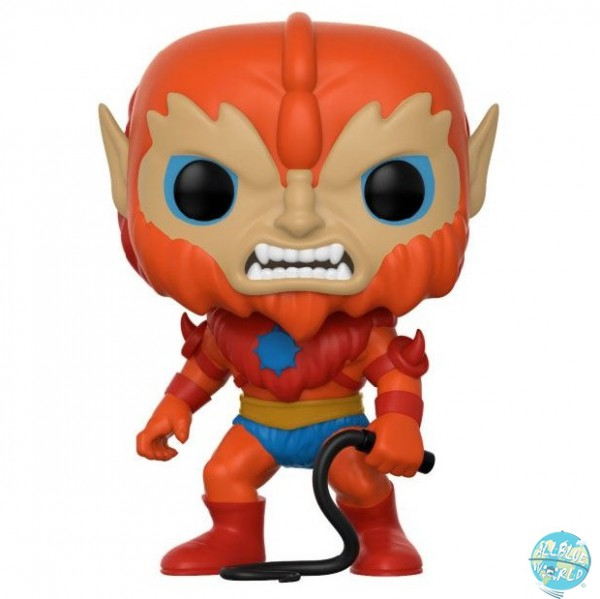 Masters of the Universe - Beast Man Figur - POP! / Television: Funko