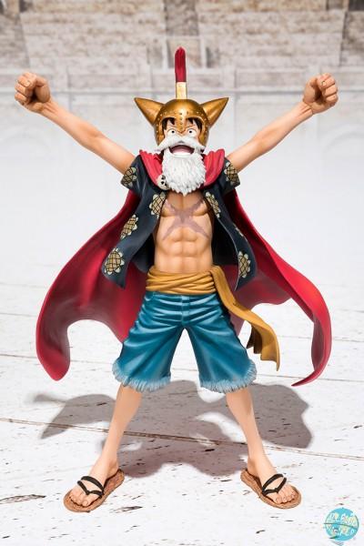 One Piece Lucy - Figuarts Zero Gladiator Vers.: Bandai
