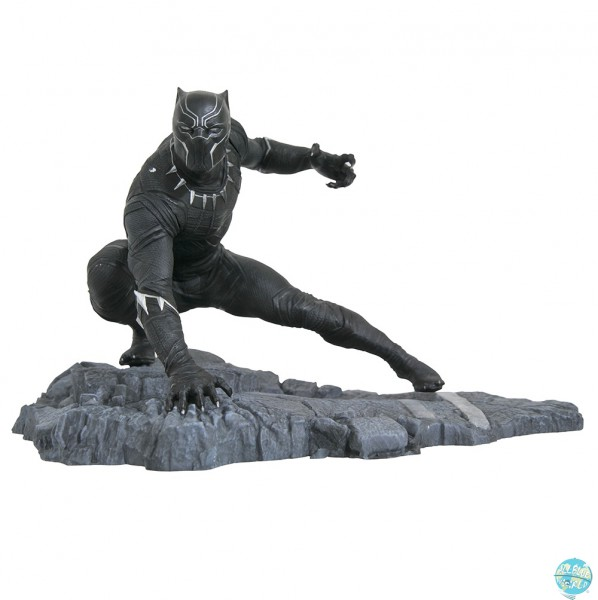 Marvel - Black Panther Statue: Diamond Select