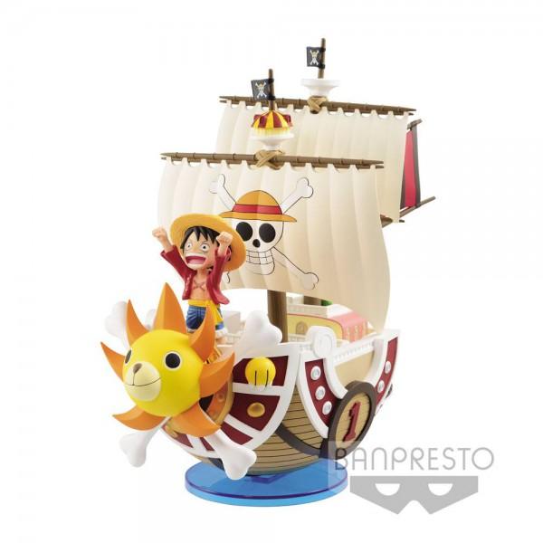 One Piece - Thousand Sunny / WCF: Bandai