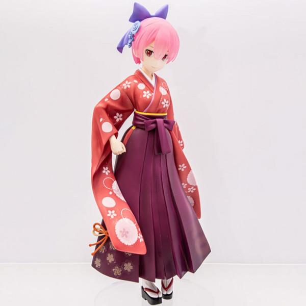 Re:Zero Starting Life in Another World - Ram Figur / SPM - Wa-Style: Sega
