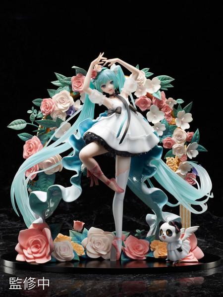 Vocaloid - Hatsune Miku Statue / Miku with You 2019 Version: FuRyu