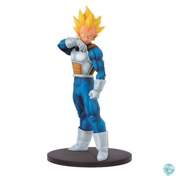 Dragonball Z - SSJ Vegeta Figur - Resolution of Soldiers: Banpresto
